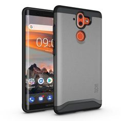 Nokia 9 Protective Cases By Tudia Highlight Its Curved Display And Dual Cameras  HMD Global is planning the launch of several smartphones in H1 2018. Among them the Nokia 7 Plus Nokia 8 Pro and Nokia 9 smartphones (even though severalconcepts of the Nokia 10 have recently surfaced) should be placed right on top of the lineup. The latter should be the best one among these and today several renders are showing off its design. In the images we can see the flagship enclosed in some protective…