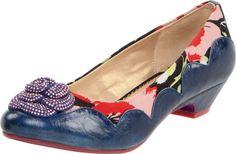 Amazon.com: Poetic Licence Women's Cherry Blossom Flat: Shoes