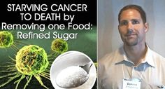 Dominic D'Agostino says the low-carb ketogenic diet can starve cancer because cancer cells thrive on sugar. know your cancer type and what it needs to survive. Cancer Fighting Foods, Cancer Foods, Natural Cancer Cures, Natural Cures, Information Diet, Radiation Therapy, Cancer Cells, Alternative Treatments, Cancer Treatment