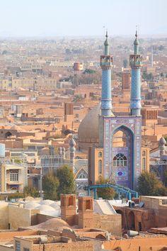 Amazing city view - Iran. #traveldestinations #vacationideas #placestotravel #placestovisit www.haisitu.ro