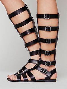 tipos de zapatos en forma de sandalias
