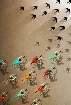 Feliz día internacional del ciclista. Saludos a todos los pedaleros y #bicilovers que nos #NosGustalaBici