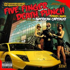 ▶ Five Finger Death Punch - Remember Everything - YouTube
