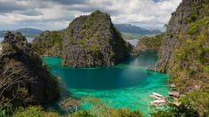 Lets travel to Palawan, Philippines with Keven Osborne