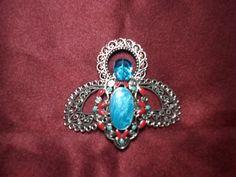 Filigree Angel brooch by JustTCsgirlscrafting on Etsy, $15.00