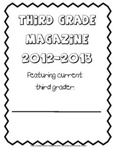Image Result For Fourth Grade End Of Year Activities
