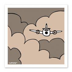 Avión Nubes - Cállate la Boca