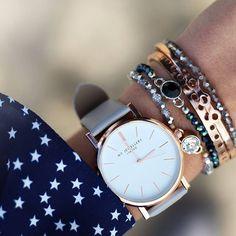 MIX, MATCH!  Ook zo'n polsje hebben? #myjewellery #armcandy #limited #watch #like #love #fall
