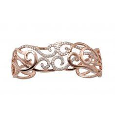 Bracelet Mesh Bronze AVF11039