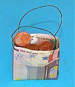Falttechnik Geldschein: Geldtasche