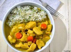 Pollo al curry al estilo de Julia Child | Cuuking! Recetas de cocina
