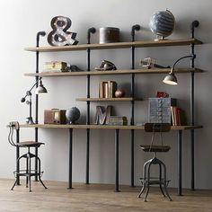 boekenkast oud hout - Google zoeken