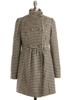 You Bow You Love It Coat by Tulle