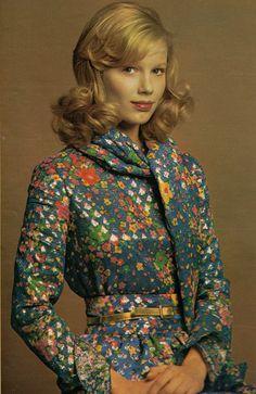 Christian Dior Jours de France - Winter 1972