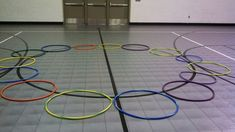 Here are 10 New Hula hoop activities for kids! Hula hoops are a great way to engage and focus on large motor skills with kids! Use these activities today! Physical Education Activities, Elementary Physical Education, Elementary Pe, Pe Activities, Health And Physical Education, Gross Motor Activities, Activity Games, Educational Activities, Recreational Activities