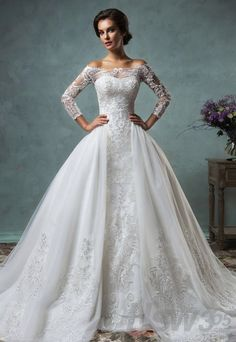 Wedding Dress M_1883