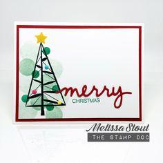 Twinkle Trees Christmas