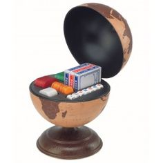Zoffoli Small Desk Globe With Dice And Cards Desk Globe, Rac, Inspiration, Blog, Products, Biblical Inspiration, Blogging, Inspirational, Gadget