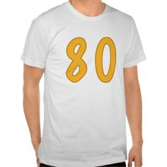 ==>>Big Save on          80th Birthday Gift Ideas Tshirt           80th Birthday Gift Ideas Tshirt This site is will advise you where to buyShopping          80th Birthday Gift Ideas Tshirt Review from Associated Store with this Deal...Cleck Hot Deals >>> http://www.zazzle.com/80th_birthday_gift_ideas_tshirt-235001219633534265?rf=238627982471231924&zbar=1&tc=terrest