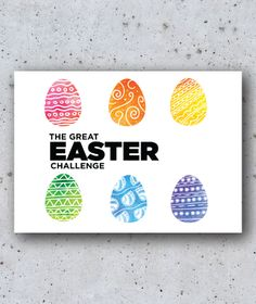 The Great Easter Challenge Trivia Game - Youth Ministry Media Store