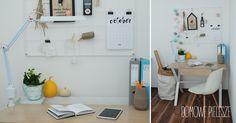Biały organizer || Przybornik na ścianę || Wieszak kratka.  Domowe Pielesze - udekoruj swój dom <3