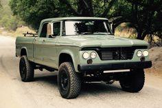 Dodge 200 power wagon