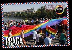 ¡Postal de Praga! En el barrio de Vinohrady, a cinco minutos del centro de la ciudad se concentra la actividad gay de la capital de la Bohemia. Más de medio millón de turistas LGTBI la visitan cada año. En Praga se encuentra el estudio de películas eróticas para hombres BelAmi. ¡Siempre es posible cruzarse con uno de sus actores por el puente de San Carlos!  #veranogay #vacacioneslgbt #viaje #lgtb #lgtbi #destinoslgtb #destinogay #tourgay #gayfriendly #destinosgais #praga
