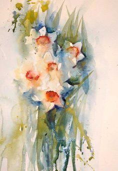 Jean Haines _ Spring-Garden