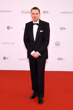 Pin for Later: Seht alle Stars beim Deutschen Filmpreis Christian Friedel