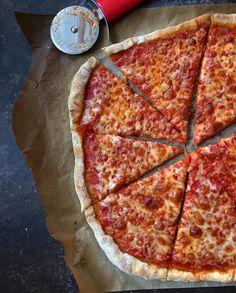 Otto's NY Style Pizza - cassava flour pizza crust