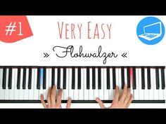 Flohwalzer lernen - Piano TUTORIAL Teil 1 - Klavier lernen | PianoTube