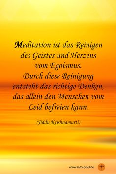 Meditation saying - Meditation is a unique and healing method for our body / to find inner peace / balance in everyday - Meditation Quotes, Yoga Quotes, Mindfulness Meditation, Meditation For Beginners, Meditation Techniques, Attraction Quotes, Law Of Attraction, Listen To Your Gut, Finding Inner Peace