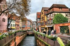 Colmar, north eastern France