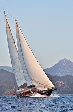 """Regina"" - 56 metre sailing yacht"