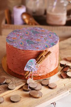 Layer Cake de Manzana Caramelizada - Megasilvita