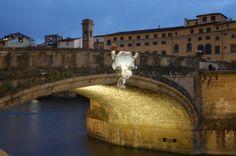 Ponte Santa Trinita, Firenze (Toscana, Italy) - by Silvana, dicembre 2013