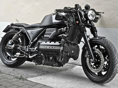 BMW K100 Bobber - Chemical Garage - Inazuma Cafe Racer