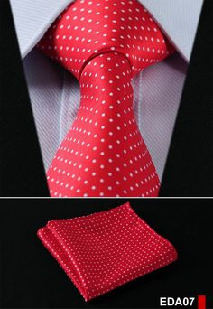 Item Type: Ties Pattern Type: Dot Department Name: Adult Gender: Men Style: Fashion Material: Silk Size: One Size Ties Type: Neck Tie Set