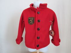 Stylish and Comfy Toddler Boys Jacket  2T  FREE GIFT with PURCHASE(Your gift will be an item made by me with a retail value 5-10 dollars) by KnotandSew on Etsy