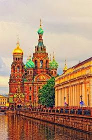 Moscow, the Amazing City