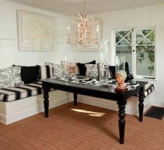 cozy and elegant dining