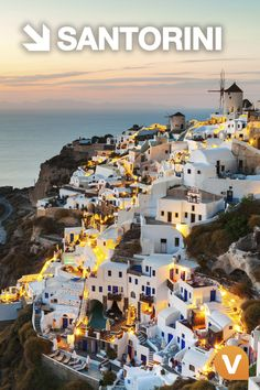 Let us help you cross Santorini off your travel bucket list this spring break! Book your next adventure with us today!
