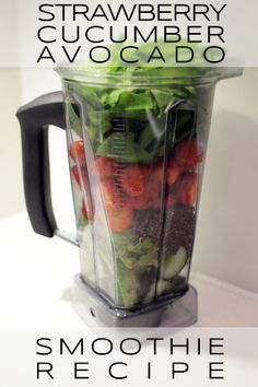 Best Smoothie Recipes For Weight Loss.Top Green Smoothies Tips For Better Health And Great Tastes Raspberry Smoothie, Apple Smoothies, Juice Smoothie, Smoothie Drinks, Healthy Smoothies, Healthy Drinks, Healthy Recipes, Cucumber Smoothie, Desserts