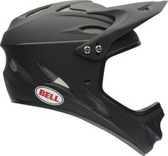 Amazon.com: Bell Servo Adult Full Face Helmet, Matte Black: Sports & Outdoors