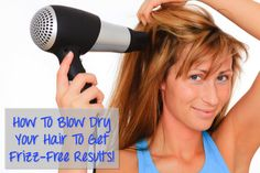 44 Best Dry Defrizz Hair Tips Images On Pinterest Grow