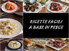 Raccolta+di+ricette+facili+a+base+di+pesce