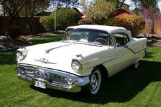 1957 Oldsmobile Convertible