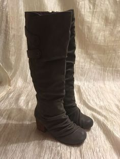 f7a0eb6d03ffc Blowfish Knee High Suede Boots #fashion #clothing #shoes #accessories  #womensshoes #boots (ebay link)