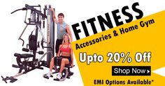 At Magnus Marketing India we offer you a range of #HomeGym and #FitnessEquipments, indoor and outdoor #accessories that you can shop online for.