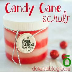 Doterra Peppermint Sugar Scrub
